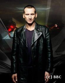Chris Eccelston - 9th Doctor